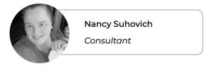 Nancy Suhovich signed the Democracy Pledge