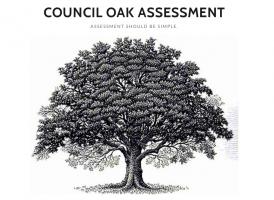 Council Oak Assessment signed the Democracy Pledge